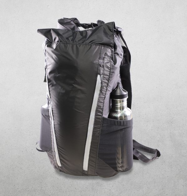 1827web feature 1 <h4>PACKABLE CYCLING SPORTS BACKPACK</h4> <ul> <li>Ultralight backpack for cyclists and outdoors enthusiasts</li> <li>Packable as saddle bag mounted under bike seat</li> <li>Multiple pockets for easy storage</li> </ul>